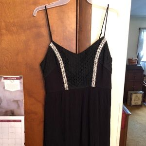 MAURICES black sundress